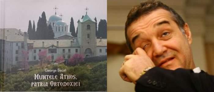 """George Becali şi-a lansat carte! Patronul Stelei şochează cu mărturisiri din penitenciar: """"A murit Gigi"""""""