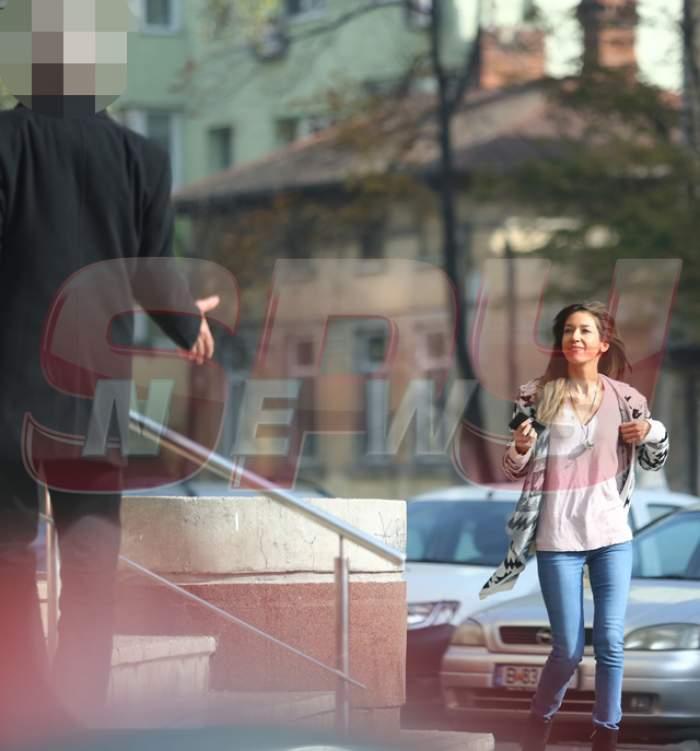 VIDEO / Cine e bărbatul care o răsfaţă pe Ioana Dichiseanu după divorţ