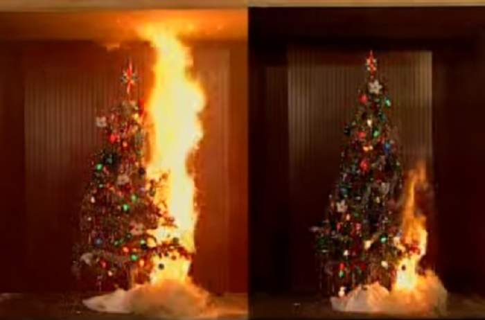 VIDEO / Nu te juca cu focul în preajma Sărbătorilor!  Vei avea parte de GHINION tot ANUL următor
