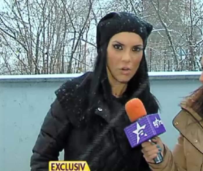 PRIMA FOTOGRAFIE cu maşina Andreei Tonciu după ACCIDENT! Cum arată autoturismul şi în ce stare e bruneta