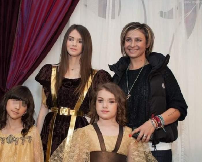 VIDEO / Anamaria Prodan, mamă de fotomodel! Ce spune impresara despre fiica sa cea mare
