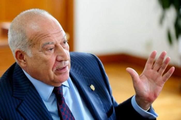 Un judecător a ajuns la concluzia că sentinţa în cazul lui Dan Voiculescu e greşită