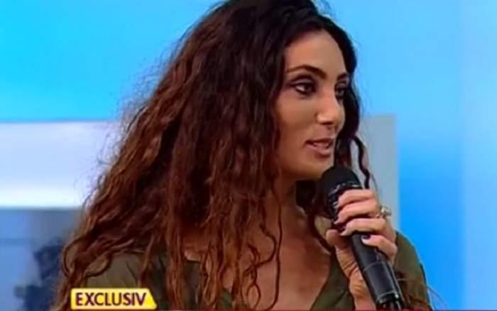 """VIDEO / Claudia Pavel a trecut prin momente de groază: """"Am fost lovită cu un pistol în cap şi am leşinat!"""""""