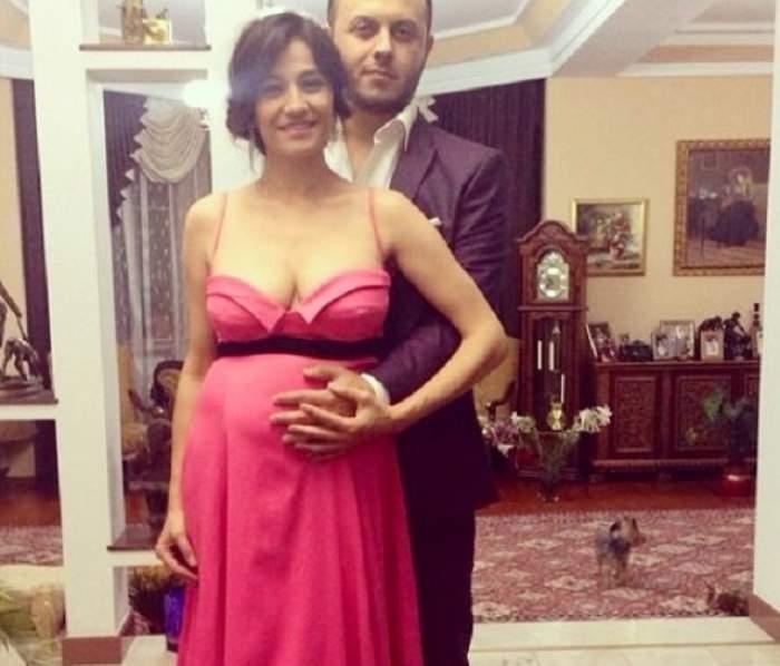 """Claudia Pătrăşcanu, decizie radicală în privinţa bebeluşului ei nou-născut: """"Mi-e frică să nu mă uite"""""""