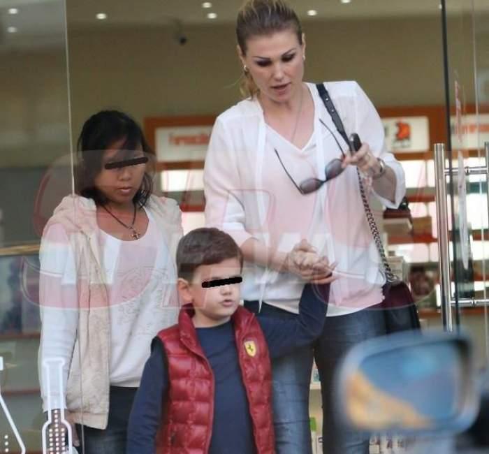 Primele cuvinte ale bonei copiilor Cristinei Rus, după ce soţul vedetei a fost arestat