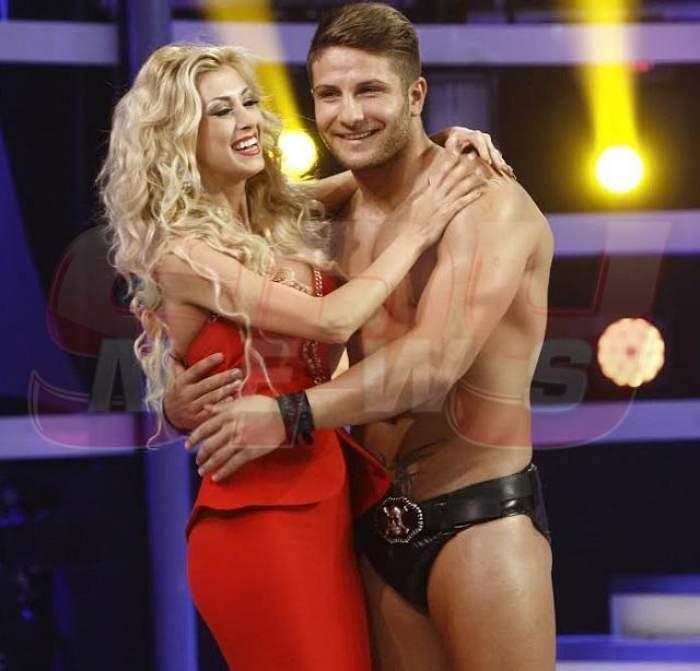 Andreea Bălan pune ochii pe unul dintre dansatorii lui Ristei! Ce-i face artista tânărului