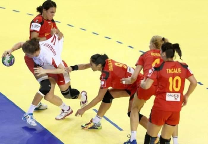 Veste bună din sport! România s-a calificat în grupele principale la Campionatul European de handbal feminin