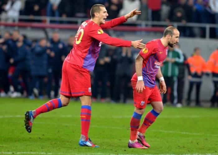Adio, Europa! Steaua a fost învinsă de Dinamo Kiev cu 2-0