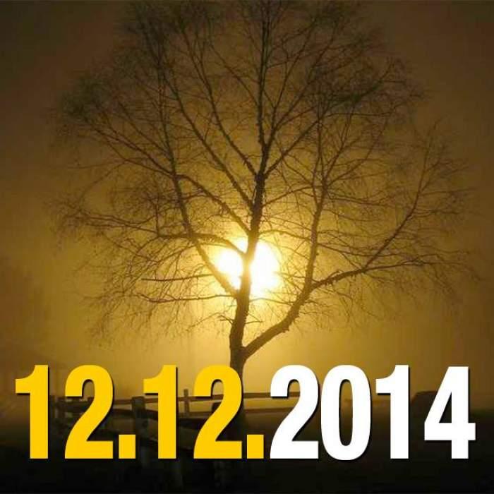 Astăzi este 12.12.2014! Ce ţi se poate întâmpla