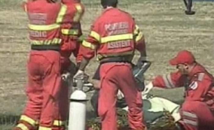 Au ajuns la spital cu arsuri grave! O femeie şi un copil de 10 ani, răniţi într-o EXPLOZIE, În Mureş
