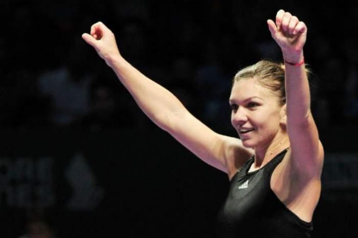 Încă o veste bună pentru Simona Halep! Este cea mai populară jucătoare de tenis a anului 2014