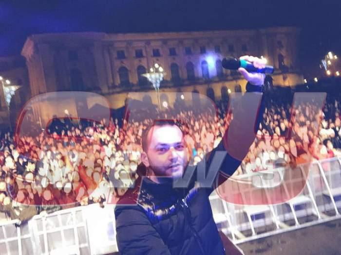 Peste 5000 de oameni au sărbătorit alături de Antena Stars în cel mai tare concert al iernii