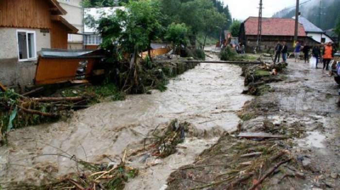 COD GALBEN şi PORTOCALIU de inundaţii! Care sunt zonele vizate