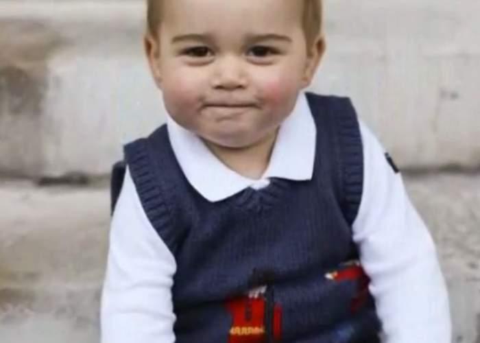 VIDEO / Vaaai, cât e de frumos! Galerie foto cu Prinţul George