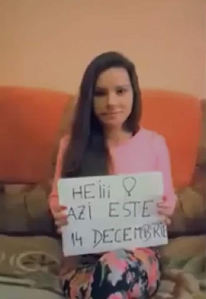 """VIDEO / Filmuleţul devenit viral în câteva minute, realizat de o fată din Oradea! Mesajul ei îţi va rupe sufletul: """"E Crăciun, iar tu..."""""""