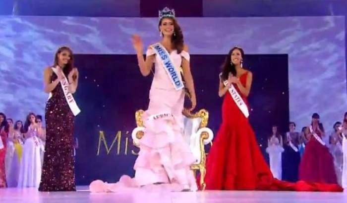 VIDEO / Reprezentanta Africii de Sud a câştigat Miss World 2014! E cea mai frumoasă din lume?