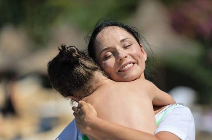 """Andreea Marin, mesaj emoţionant pentru fiica ei: """"Nu ştiu împlinire mai mare"""""""