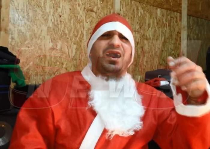 VIDEO Cum a spulberat Mihăiţă din Berceni mitul lui Moş Crăciun!