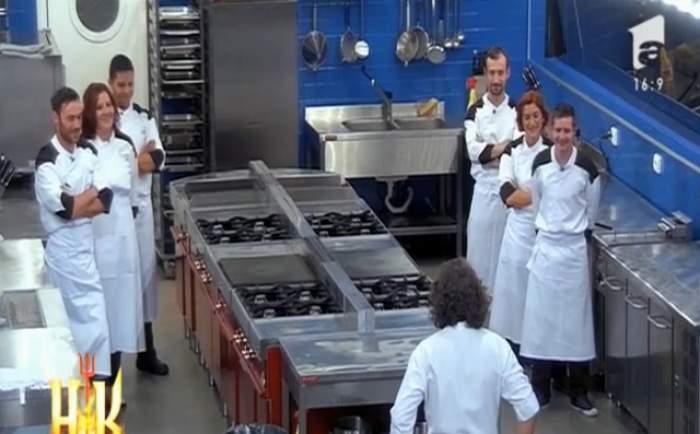 """VIDEO / Probă INEDITĂ pentru concurenţii de la """"Hell's Kitchen - Iadul Bucătarilor""""! Uite ce răsplată va primi câştigătorul"""