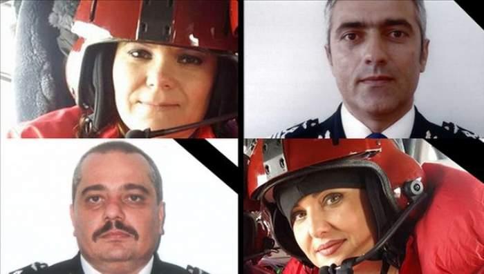 Ele sunt victimele accidentului de elicopter din Constanţa