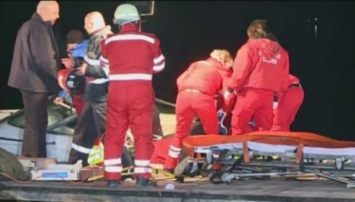 VIDEO/ Imaginile groazei! Cum încercau membrii echipajului SMURD să strige după ajutor imediat după prăbuşirea elicopterului!