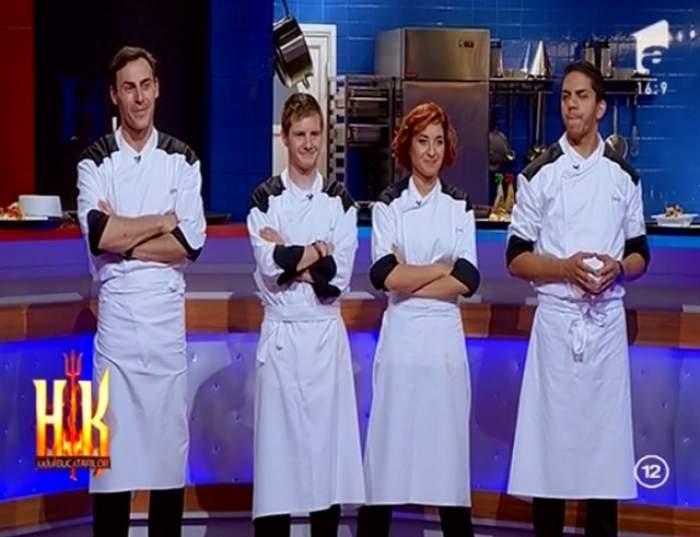 """""""Hell's Kitchen - Iadul Bucătarilor"""" / S-au ales finaliştii! Care sunt concurenţii care se vor lupta în ultima ediţie a emisiunii"""