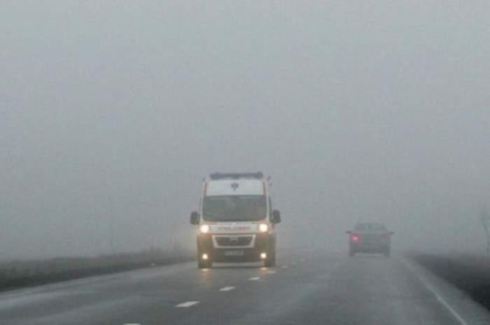 Veştile proaste continuă pentru şoferi! S-a emis COD GALBEN de ceaţă în mai multe judeţe din ţară