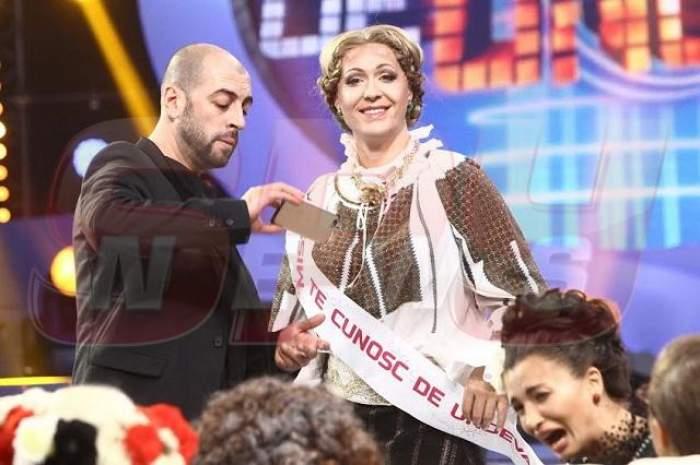 """Jorge a fost ales Miss """"Te cunosc de undeva""""! Cum a reacţionat artistul"""