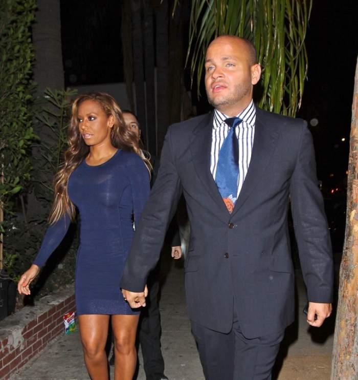 Mel B, fostă Spice Girls, şi-a părăsit soţul după şapte ani de căsnicie