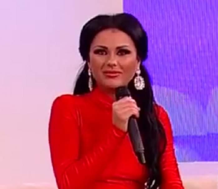 """VIDEO / Daniela Crudu, detalii picante din viaţa ei intimă: """"Am mai mulţi bărbaţi!"""""""