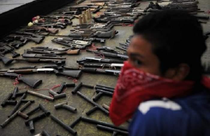 Fost director ar ANRSPS, acuzat de TERORISM! Urma să vândă arme cu care să fie omorâţi americani