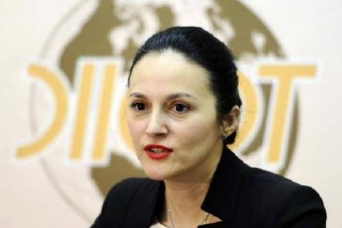 Fosta şefă DIICOT, Alina Bica, rămâne în arest preventiv
