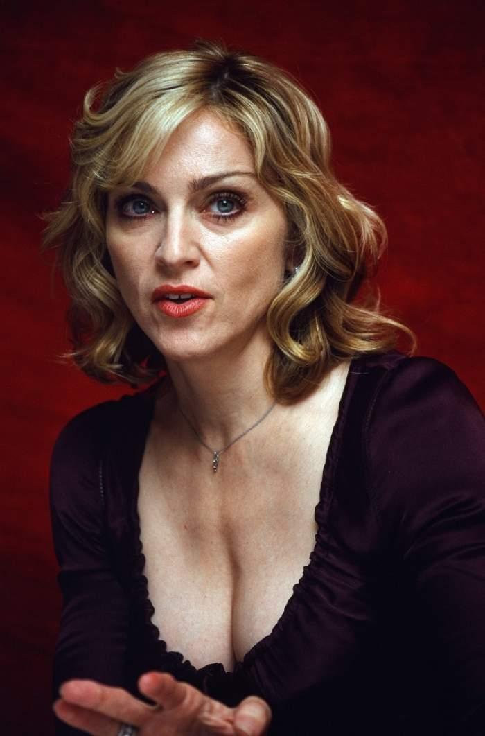 Madonna a recunoscut că a încercat toate drogurile! Motivul pentru care a făcut-o este halucinant