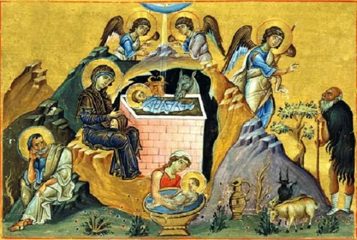 Povestea nașterii lui Iisus Hristos. Ce înseamnă sărbătoarea Crăciunului