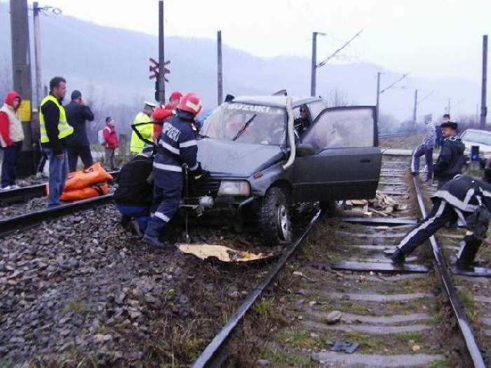 Accident terifiant în Cluj! O persoană a murit şi două au fost rănite