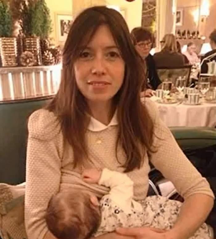 VIDEO / Uimitor! O mamă şi-a alăptat copilul într-un restaurant şi a fost umilită în ultimul hal