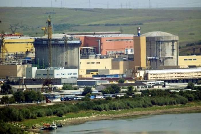 Probleme la Centrala Nucleară de la Cernavodă! Reactorul 1 a ieşit din funcţiune