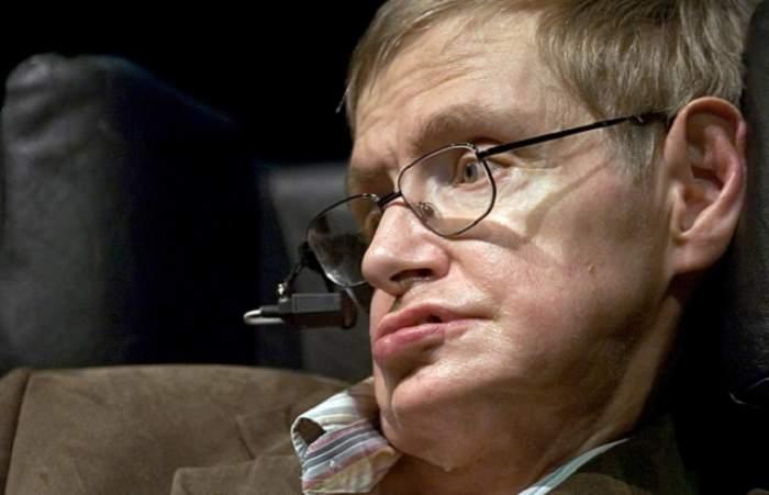 """Stephen Hawking, teorie năucitoare:  """"Acesta ar putea fi sfârşitul rasei umane"""""""
