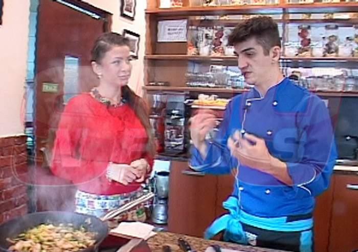 """VIDEO / Petru Buiuca, câștigătorul """"Masterchef"""", îți arată rețeta perfectă pentru masa de Revelion! """"Se face foarte repede"""""""