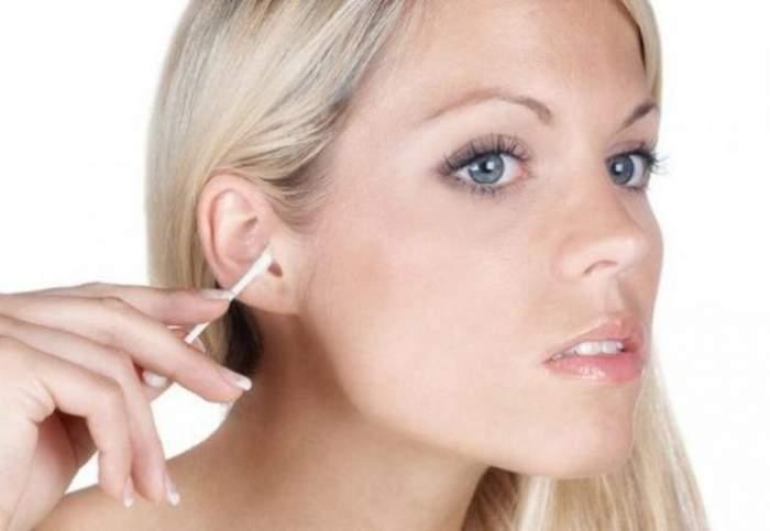 Foloseşti des beţişoare de urechi? Uite ce pericole crunte te pasc din cauza lor!