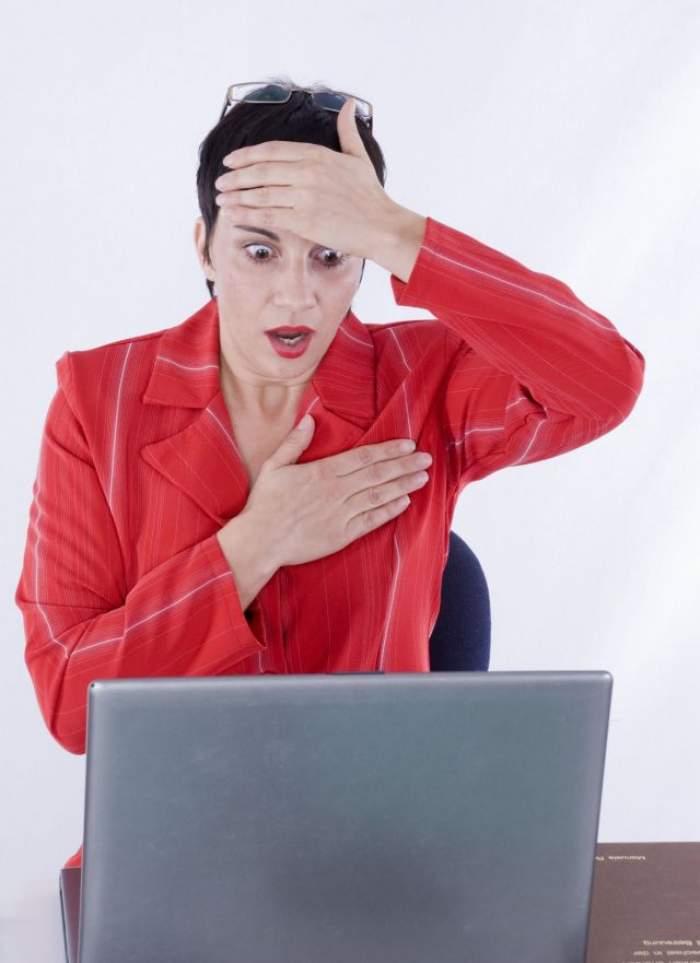 Semne care arată clar ca eşti în pericol de infarct, la femei