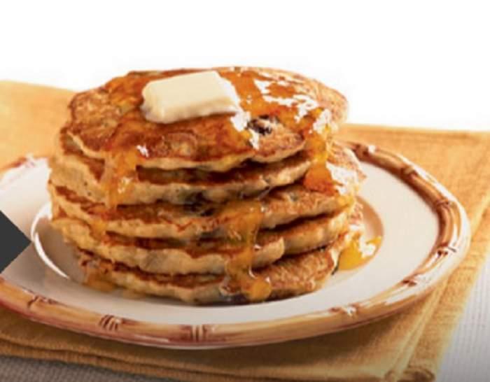 REŢETA ZILEI - JOI  / Clătite delicioase care NU ÎNGRAŞĂ, gata în 15 minute