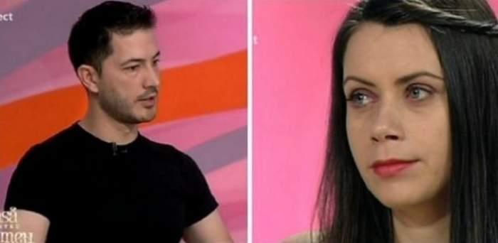 """VIDEO / Deja se impune! Nici bine nu au format cuplu că este deranjat de comportamentul lui Carmen! Dănuţ de la """"Mireasă pentru fiul meu"""" este foc şi pară"""