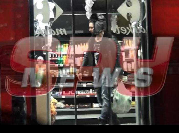 VIDEO / Faţa neştiută a lui Pepe! Paparazzii Spynews l-au surprins pe artist în timp ce cumpăra...Soţia lui este norocoasă!