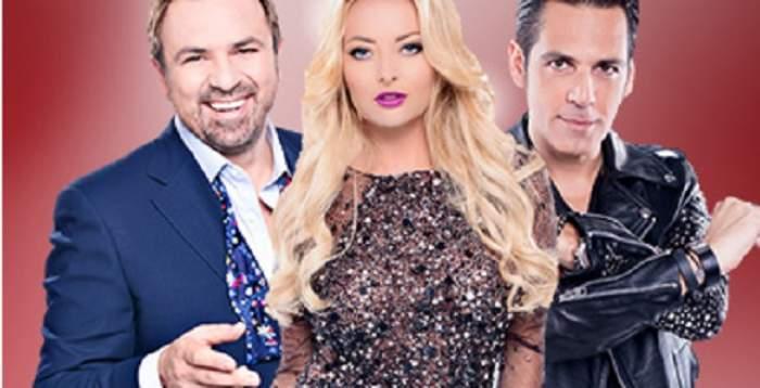 """Juriul """"X Factor"""", pedepsit de Moş Nicolae! Ce """"cadou"""" au primit Ştefan Bănică, Horia Brenciu şi Delia Matache de la producători"""