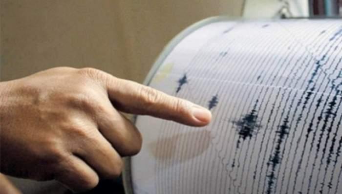 Pământul s-a zgâlţâit din nou! Cutremur de 5,5 grade pe Richter