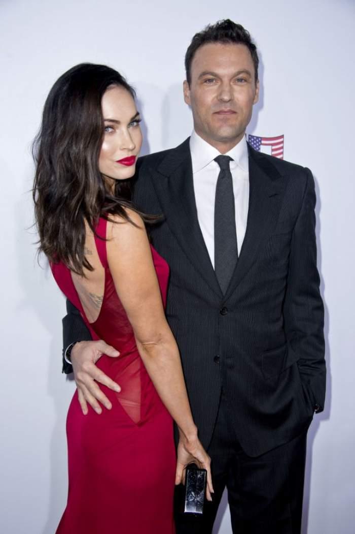 Megan Fox şi soţul ei, la un pas de moarte! Un şofer beat i-a lovit din plin