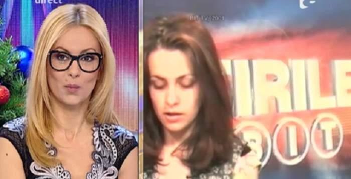 VIDEO / Imagini de colecţie cu Simona Gherghe! Cum arăta prezentatoarea la proba de angajare pentru Antena 1 Iaşi