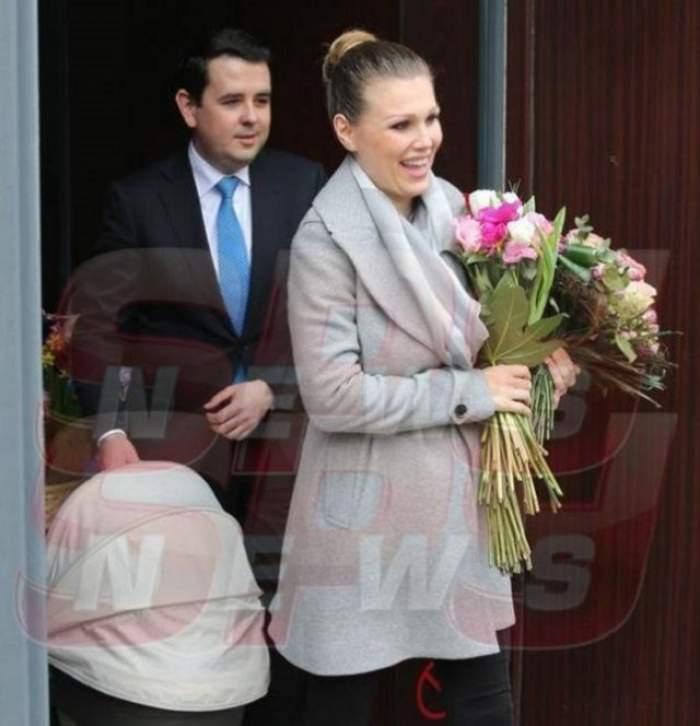 VIDEO / ULTIMELE IMAGINI cu soţul Cristinei Rus, înainte să intre pe mâna procurorilor DIICOT