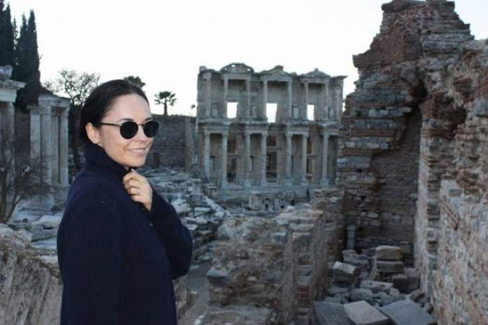 Plecată cu turcu-n Turcia, Andreea Marin şi-a regăsit pacea interioară